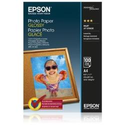 EPSON PHOTO PAPER GLOSSY A4 100 PAG.