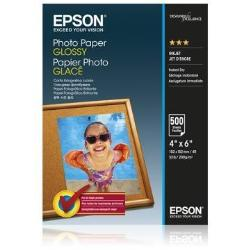 EPSON PHOTO PAPER GLOSSY 10X15CM 500 PAG.
