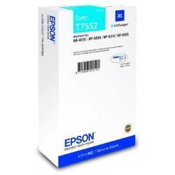 EPSON CARTUCHO CIAN XL 4000P WF-8XXX
