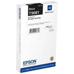 EPSON TINTA NEGRO XL 5000P WF-6XXX