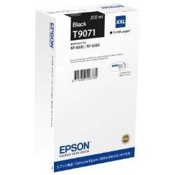 EPSON TINTA NEGRO XXL 10000P WF-6XXX