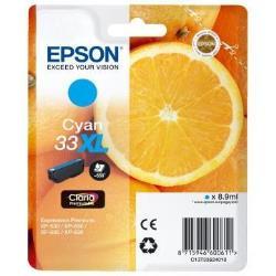 EPSON TINTA CLARIA 33 CIAN PREM XL BL