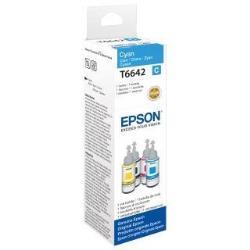 EPSON T6642 CARTUCHO ECOTANK CIAN 70ML