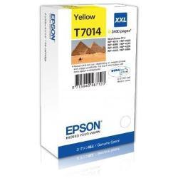 EPSON CARTUCHO AMARILLO SUPWP4000/4500
