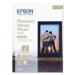 EPSON PAPEL FOTO BRILLO PREMIU 13X18 30H