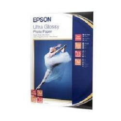 EPSON PAPEL FOTO ULTRA GLOSSY A4 15H