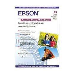 EPSON PAPEL A3 FOTO GLOSSY PREMIUN 20H