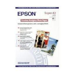EPSON PAPEL SUPER A3 PHOTO SEMIGLOSSY 20H