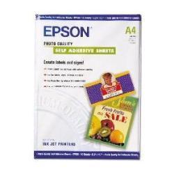 EPSON PAPEL A4 AUTOADHESIVO ESP HQ 10H