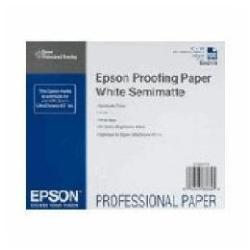 EPSON PROOFING PAPER WHITE SEMIMATTE 17
