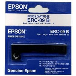 Epson ERC 09B - 1 - negro - cinta de impresión