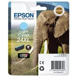 EPSON TINTA CLARIA 24 CIAN CLARO XL