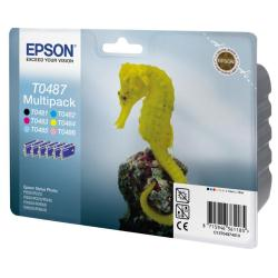 EPSON TINTA KIT CMYK SP R200/220/R300/320