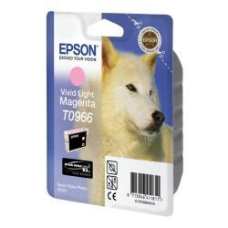 Epson T0966 - magenta vívido suave - original - cartucho de tinta