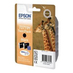 EPSON TINTA NEGRA AC PK2 D120/DX7400/7450