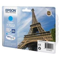 EPSON CARTUCHO CIAN AC  WP4000/4500