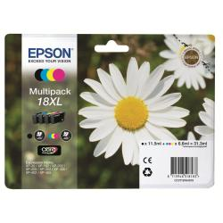 EPSON MULTIPACK 4-COLORES 18XL CLARIA