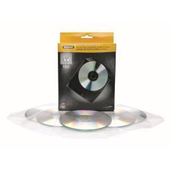 FELLOWES PACK DE 100 SOBRES PLASTICO CD
