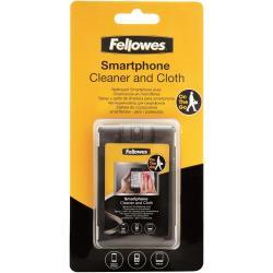 Fellowes - juego de limpieza para teléfono móvil