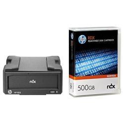 HP ENTERPRISE RDX500 USB 3.0 EXT DISK BACKUP SYST