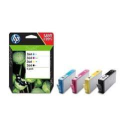 HP INC HP 364XL CMYK COMBO 4-PACK