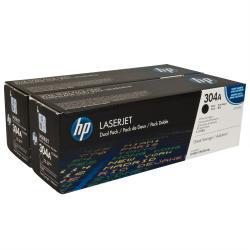 HP INC TONER NEGRO LASERJET CC530AD PACK 2