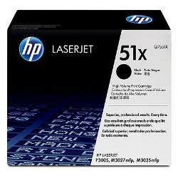 HP INC TONER NEGRO LASERJET Q7551X