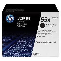 HP INC TONER NEGRO LASERJET P3015 PK2