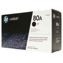 HP INC TONER NEGRO HP 80A LASERJET