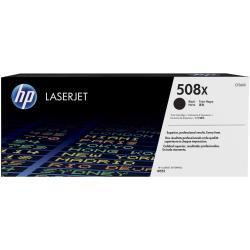 HP 508X - Alto rendimiento - negro - original - LaserJet - cartucho de tóner (CF360X)