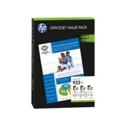 HP INC PACK TINTA HP 933XL PAPEL A4 75H