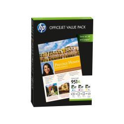 HP INC PACK TINTA HP 951XL PAPEL A4 75H