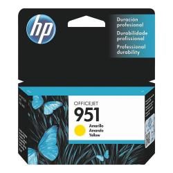 HP INC HP 951 AMARILLO TINTA