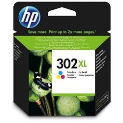 HP INC HP 302XL PACK 3 INK CARTRIDGE