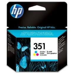 HP INC TINTA TRICOLOR HP 351 BLISTER