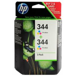 HP INC TINTA TRICOLOR HP 344 PK 2