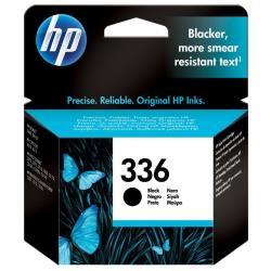 HP 336 - negro - original - cartucho de tinta