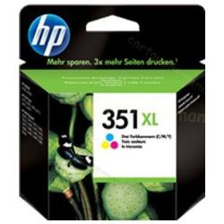 HP INC TINTA TRICOLOR HP 351 ALTA CAP