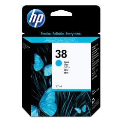 HP INC TINTA CIAN PIGMANTADA HP 38
