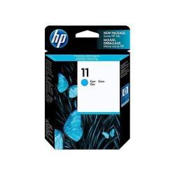 HP 11 - cián - original - cartucho de tinta