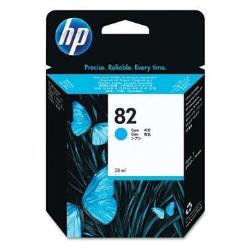 HP INC TINTA CIAN HP 82