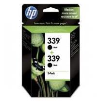 HP INC TINTA NEGRA HP 339 PK 2 BLISTER