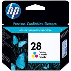HP INC TINTA TRICOLOR HP 28 BLISTER
