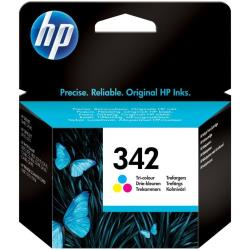 HP 342 - color (cian, magenta, amarillo) - original - cartucho de tinta