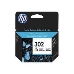 HP INC HP 302 TRICOLOR BL