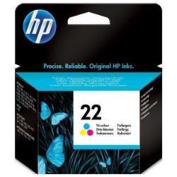 HP INC TINTA TRICOLOR HP 22 BLISTER
