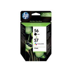 HP INC PACK TINTAS HP 56/57 XL BLISTER