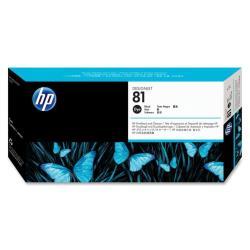 HP INC CABEZAL   LIMPIADOR NEGRO HP 81