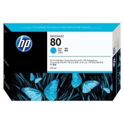 HP INC TINTA CIAN HP 80