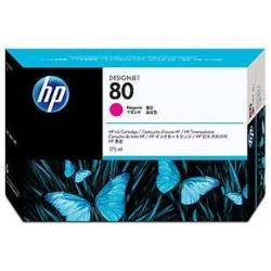HP INC TINTA MAGENTA HP 80